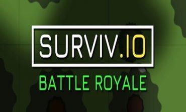 Surviv.io геймплей. Браузерный Battle Royale