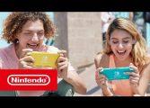 Nintendo анонсировала Switch Lite