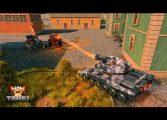 Геймплей видео Tanki X