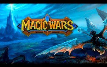 Трейлер игры Magic Wars