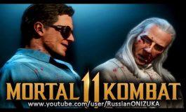 MK11 Ultimate - УПОРОТАЯ БИТВА АКТЕРОВ ИЗ ФИЛЬМА Смертельная Битва