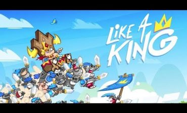 Like A King! геймплей. Стратегии на ПК в реальном времени