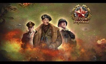 Штурм Берлина геймплей. Военные онлайн стратегии
