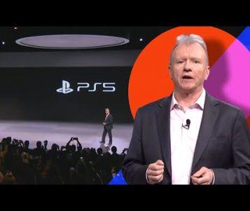 PlayStation 5 на CES 2020
