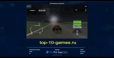 Геймплей игры Money Racing