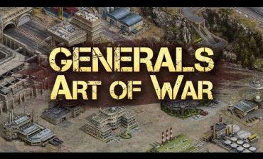 Generals: Art of War геймплей. Новая стратегия в реальном времени