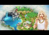 Таонга: Тропическая ферма геймплей. Браузерные игры фермы