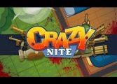 Crazynite.io геймплей. Браузерная «Королевская битва»