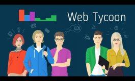 Web Tycoon геймплей. Экономические стратегии на ПК